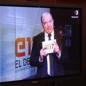debat tv3 iu-tuber en campanya - roberto lazaro