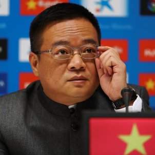 Chen Yansheng Espanyol EFE