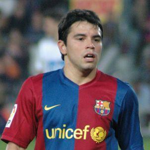 Javier Saviola Barça CC