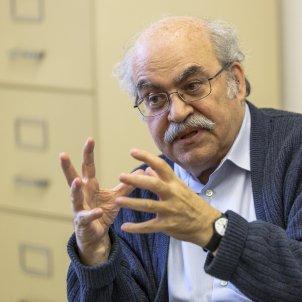 Andreu Mas Colell - Sergi Alcazar