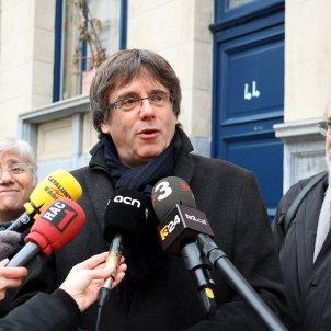 Carles Puigdemont Brussel·les - ACN