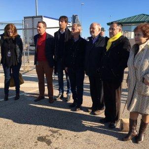 Eurodiputats presó Estremera - @jmterricabras