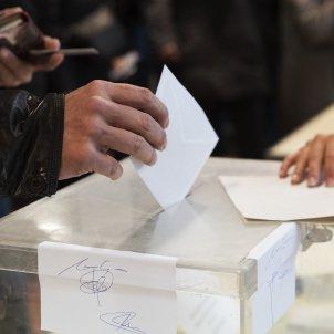 eleccions 21D paperetes urnes  laura gomez06