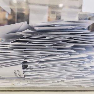eleccions 21D paperetes urnes  laura gomez07