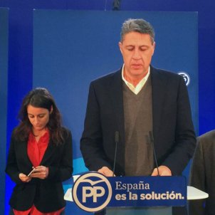 Xavier García Albiol PP Catalunya Eleccions 2017 Bernat Aguilar