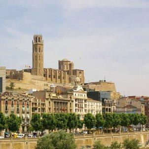 Lleida   La Seu Vella wikimedia commons