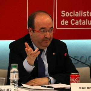 Miquel Iceta / ACN