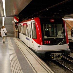 Barcelona Metro Paral lel Tony Hisgett