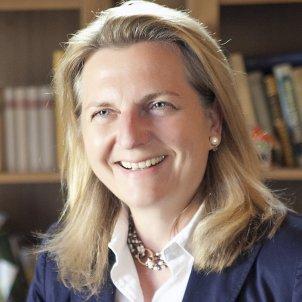 Karin Kneissl ministra exteriors Austria Thomas Raggam