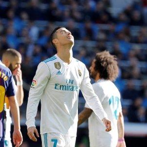 Barça Madrid Cristiano Ronaldo EFE