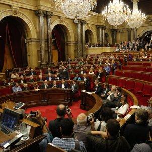Parlament declaració independència 27-O - Sergi Aclàzar