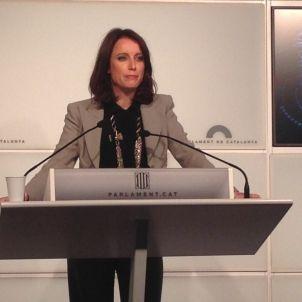 Andrea Levy, diputada del PP