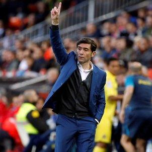 Marcelino García Toral entrenador futbol Efe