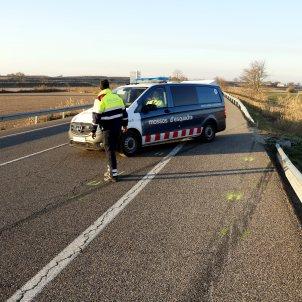 Mossos accident ACN