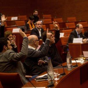 Parlament aprova recurs 155 - Efe