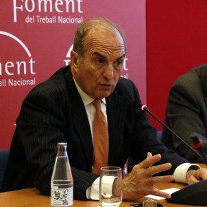 Joaquim Gay de Montellà i Joan Pujol ACN