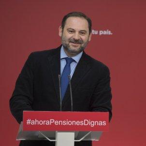 José Luis Ábalos PSOE - ACN