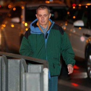 Jordi Pujol Ferrusola surt de la presó - EFE