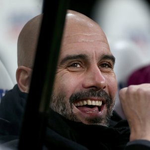 Pep Guardiola Manchester City Newcastle Premier   EFE