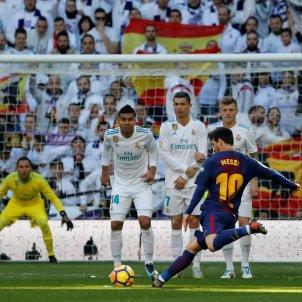 Leo Messi falta Barça Madrid   EFE