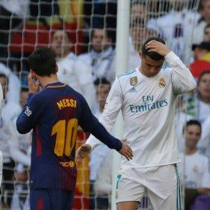 Cristiano Ronaldo Leo Messi Barça Madrid   EFE