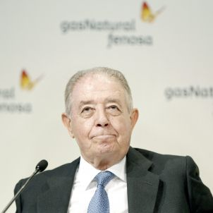 Salvador Gabarró gas natural efe
