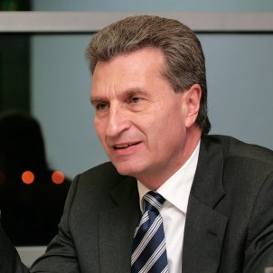 Guenther oettinger eurocomissari - wikimedia By Jacques Grießmayer