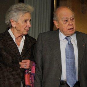 Jordi Pujol Marta Ferrussola - ACN