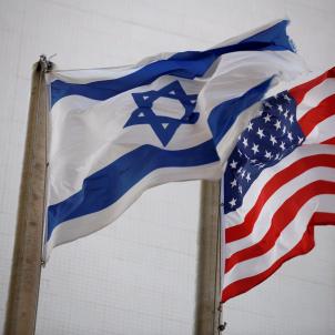 Israel Estats Units banderes
