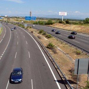M40 autopistas madrileñas rescate Madrid Daniel Case Wikimedia