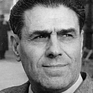 Mor Sebastià Juan Arbó, l'escriptor que va denunciar la marginació de les Terres de l'Ebre. Fotografia anys 60. Font Universitat Oberta de Catalunya