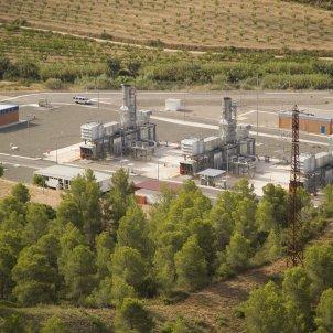 Estación de Compresión de Tivissan Enagas