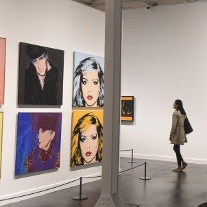 CaixaForum Barcelona Exposición 2017 Warhol