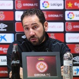 Machin roda de premsa GIRONA FC