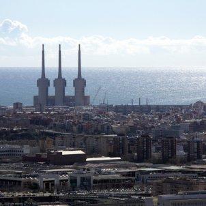 imatge aèria Barcelona ACN