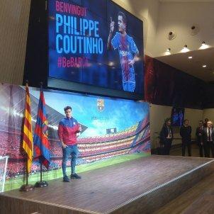 Philippe Coutinho Barça Manel Añó