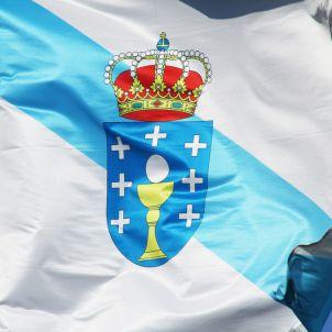 Bandera de Galícia
