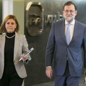 Rajoy i Cospedal
