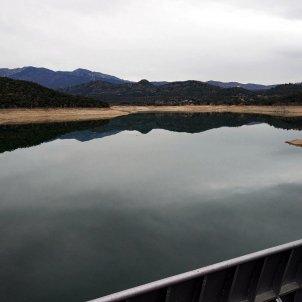 Embassament de Darnius Boadella - Cedida per l'Agència Catalana de l'Aigua a ACN