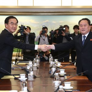 corea nord corea sud jocs olimpics efe