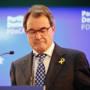 Artur Mas reuncia PDeCAT - Sergi Alcàzar