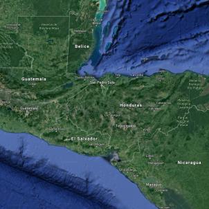 google maps caribe