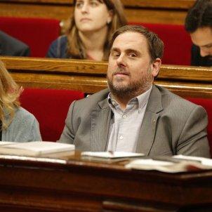 junqueras ple parlament - Sergi Alcàzar