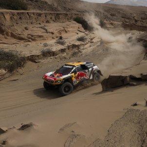 Peterhansel Dakar   EFE