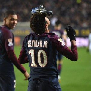 neymar celebració psg amiens efe