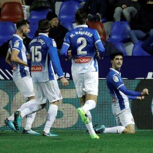 Gerard Moreno gol Llevant Copa Rei Espanyol   EFE
