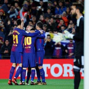 Barça Celta Copa gol pinya   EFE