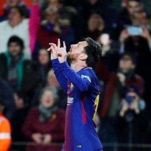 Messi Barça Celta EFE