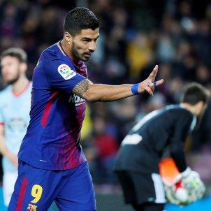 Luis Suárez Barça Celta   EFE