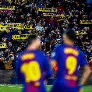 Camp Nou llibertat presos polítics Barça Celta Copa   EFE